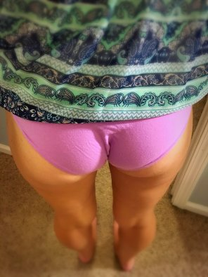amateur photo Wife's cute panties