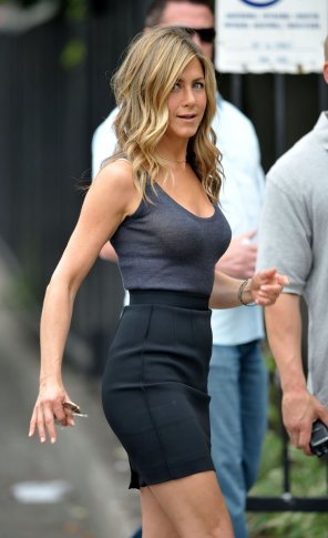 amateur photo Jennifer Aniston