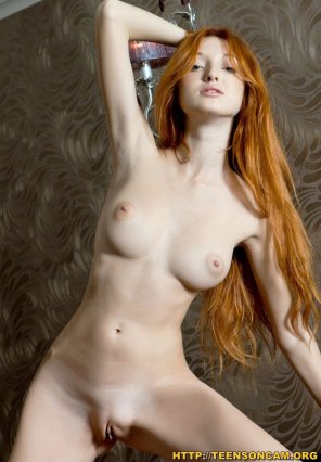amateur photo Pale Sexy Redhead