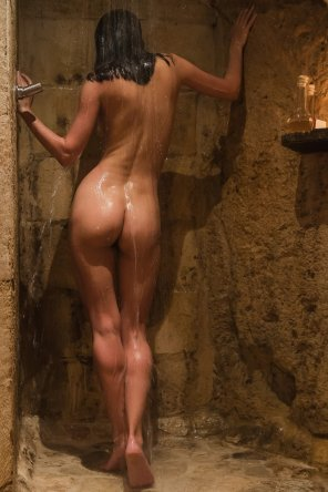 amateur photo Washing the sin away