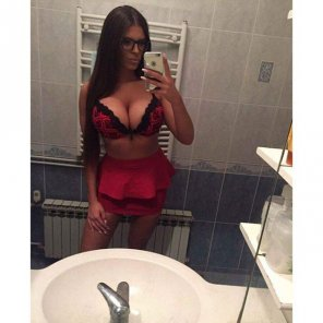 amateur photo Nice outfit