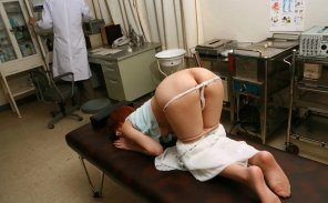 amateur photo Visit To A Doctor