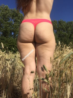 amateur photo Whole wheat ass