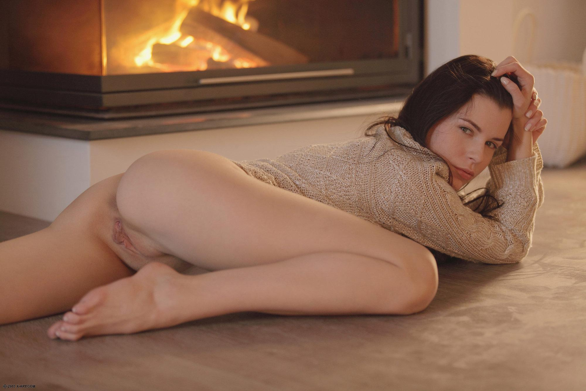 Fireplace porn