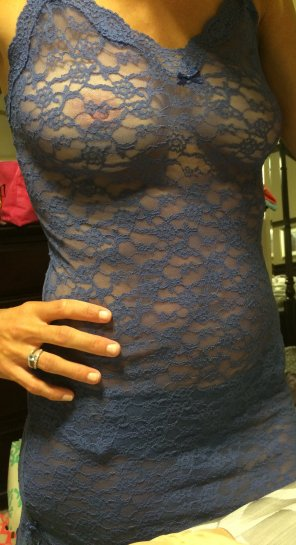 amateur photo Blue Lace