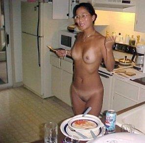 amateur photo Naked Chef