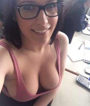 amateur photo Pink Top