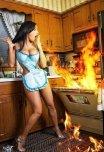 amateur photo On Fire