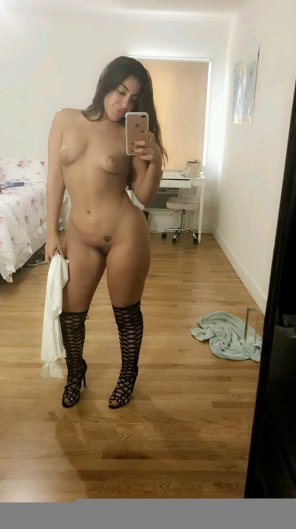 amateur photo Sexy Selfie