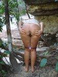amateur photo Tropical ass