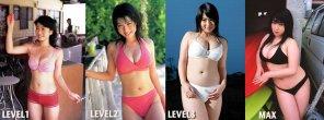 amateur photo Juicy progression: Nonami Takizawa
