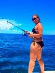 amateur photo Thick in a bikini