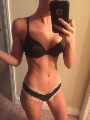 amateur photo Really fit body