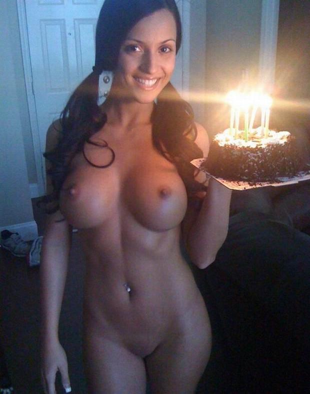 Huge bust woman nude
