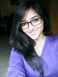 amateur photo Cutie with glasses