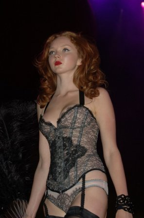 amateur photo Lily Cole. Swoons