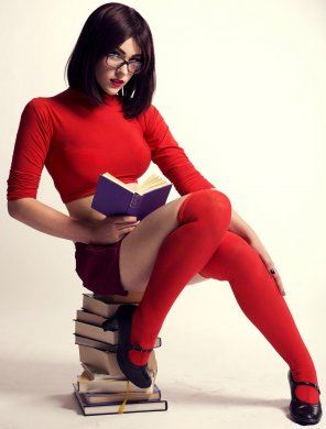 amateur photo Eve Beauregard as Velma