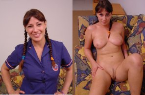 amateur photo Nurse