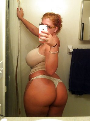 amateur photo Thick. Ass.