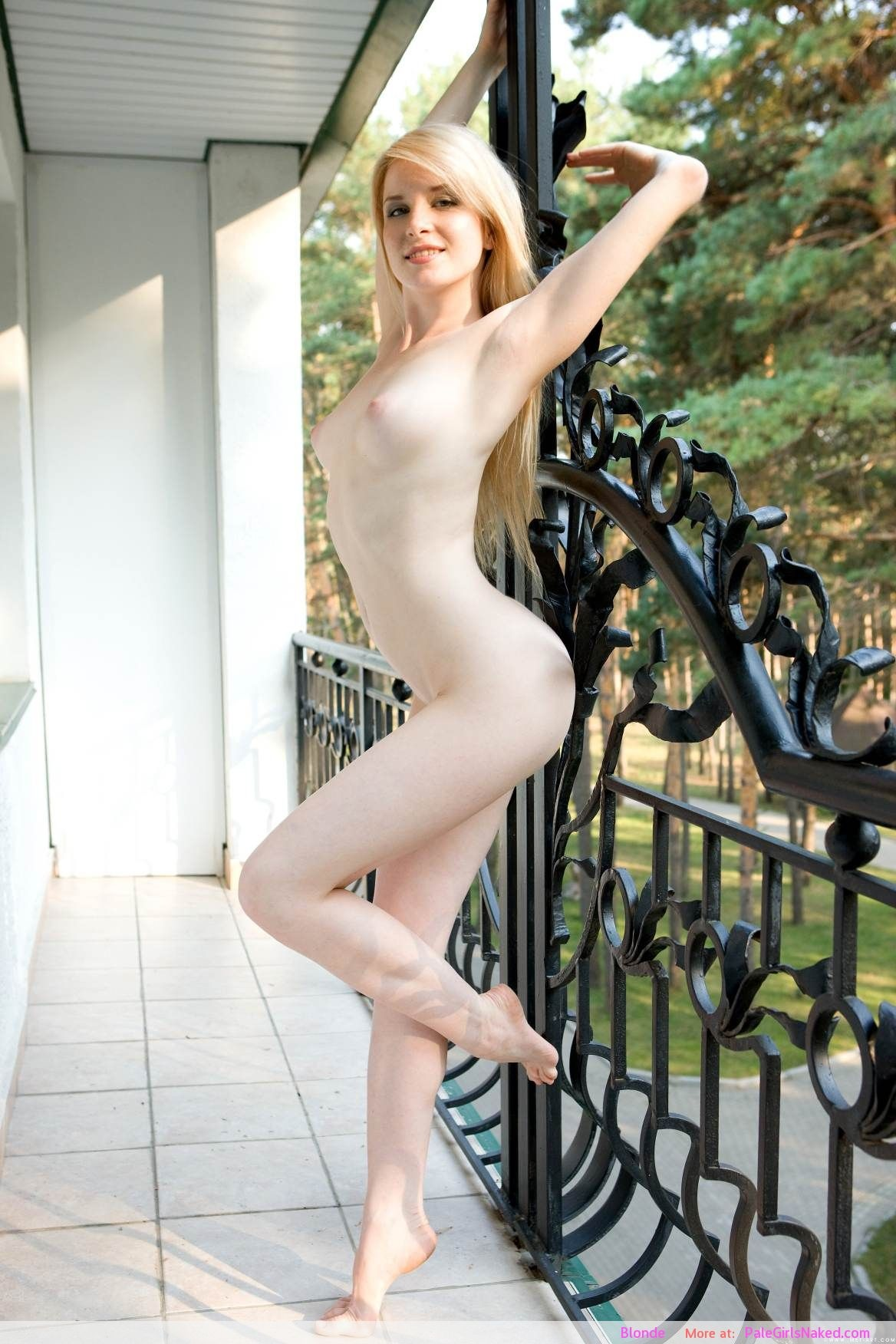 Skinned nude girls pale sexy