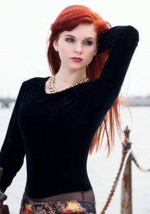 amateur photo Pale Ginger