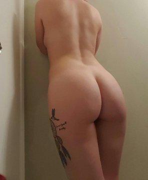 amateur photo Wanna spank it?