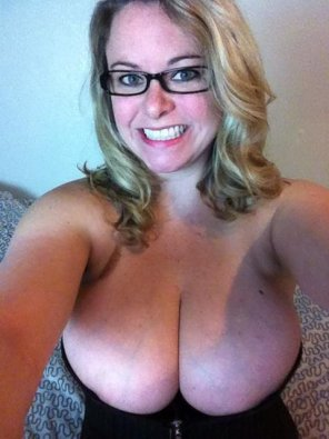 amateur photo Big ole' titties
