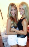 amateur photo Blonde 1 & Blonde 2