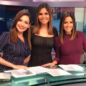 amateur photo Michelle Galván, Natalia Cruz & Pamela Silva Conde