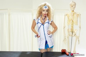 amateur photo Aruba Jasmine Nurse