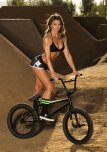 amateur photo Dessie Mitcheson at the bike park