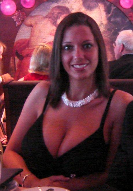 Dinner dress Porn Photo
