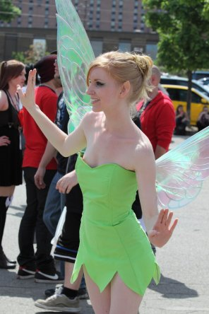 amateur photo Tinker Bell