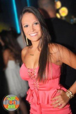 amateur photo Party Dress