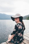 amateur photo On a dock