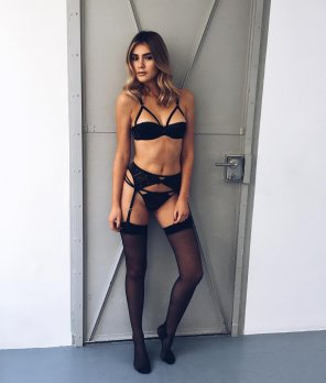 amateur photo Stefanie Giesinger