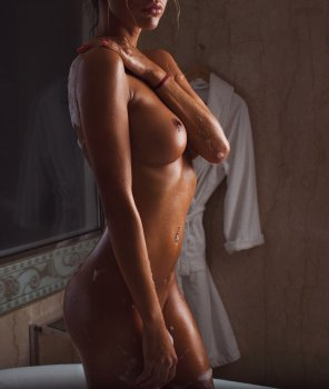 amateur photo Bathing beauty