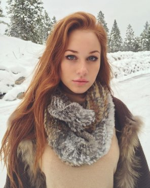 amateur photo Snow Beauty