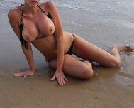 Not a nude beach, but...