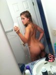 amateur photo Bubbly ass