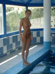amateur photo Long Legs at the Pool