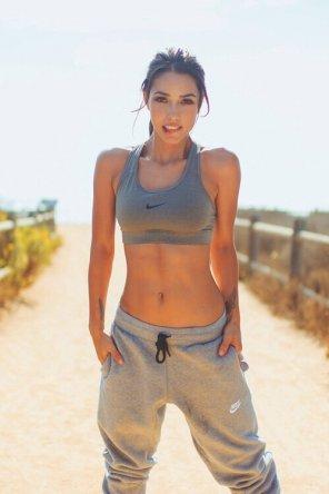 amateur photo Sexy Nike Girl