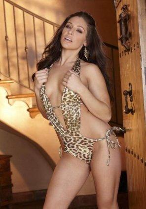 amateur photo Leopard