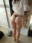 amateur photo You can tell she squats