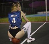 She's a baller