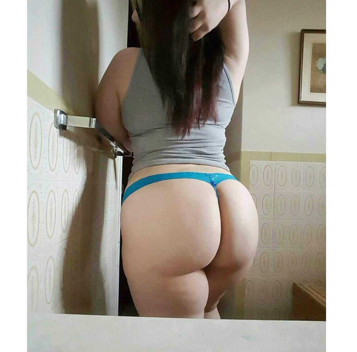 Blue big ass