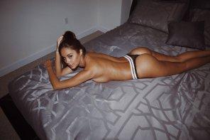 amateur photo Bed time
