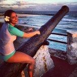 amateur photo Antique cannon