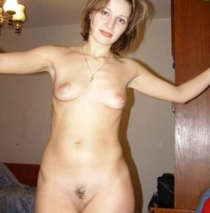 amateur photo Cutie with a little tuft