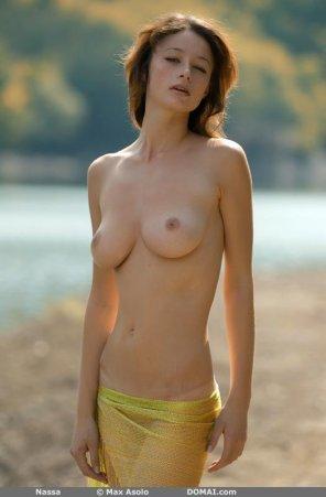 amateur photo Slim waist
